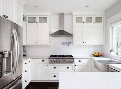 custom kitchen design east vancouver