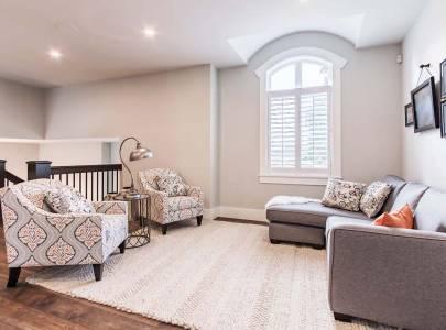 custom home interior abbotsford, bc