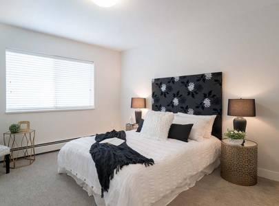 abbotsford, bc custom bedroom condo renovation