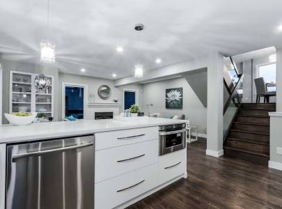 kitchen interior renovation vancouver