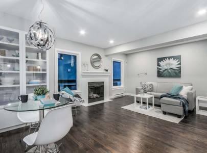 vancouver, bc custom home interior design