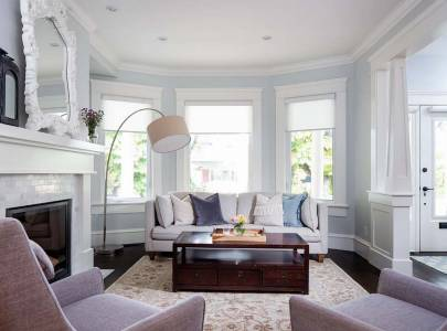 east vancouver custom home renovation interior