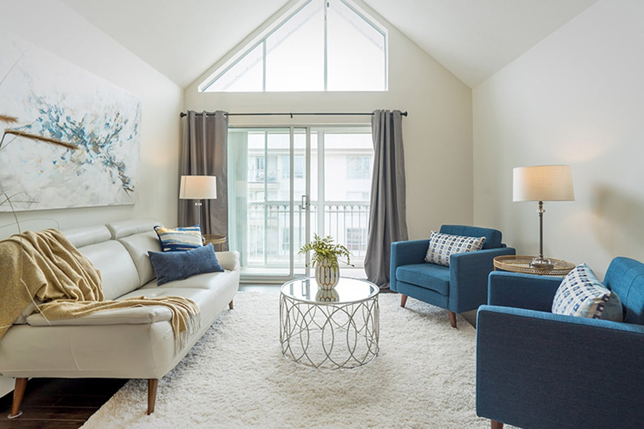 custom condo renovation on Yale Road in Abbotsford, BC