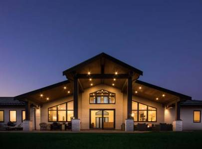 Abbotsford Custom Home
