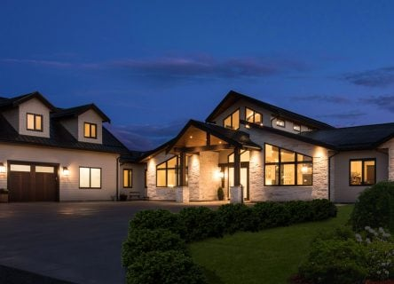 Custom Home Abbotsford