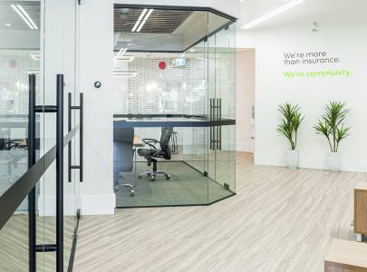 Chamber of Office - Lindan Homes