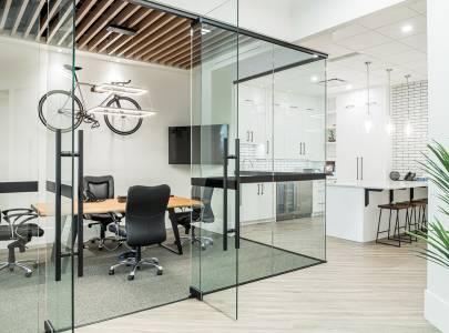 Meeting Venue of Office - Lindan Homes