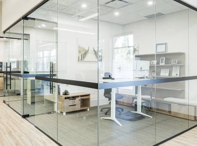 Transparent Chamber - Lindan Homes