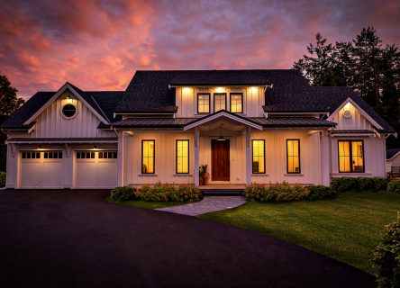 Custom Home - Lindan Homes