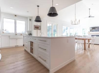 Kitchen Furniture - Lindan Homes