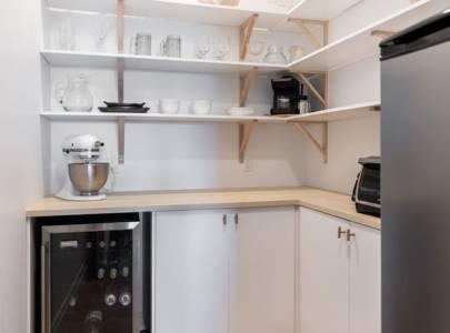 Interior Design of Kitchen - Lindan Homes