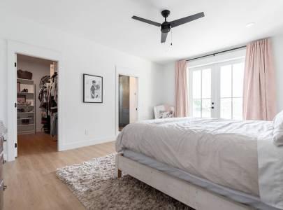 Bed Room - Lindan Homes