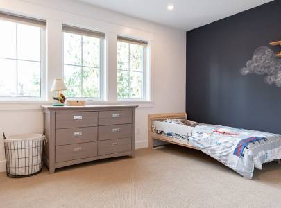 Single Bed Room - Lindan Homes