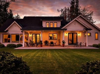 Farmhouse - Lindan Homes