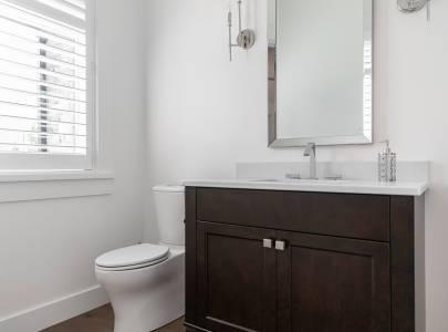 Washbasin Design - Lindan Homes
