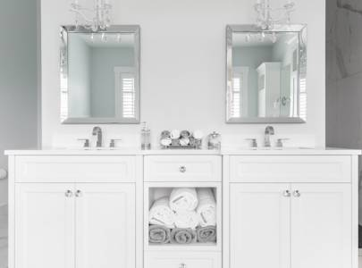 Custom Washbasin - Lindan Homes
