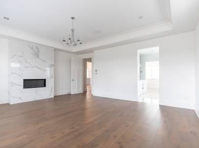 Empty Room - Lindan Homes