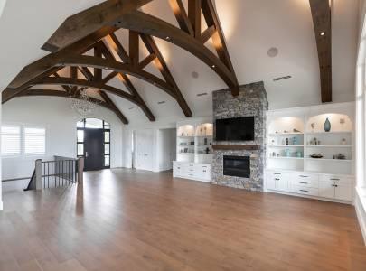 Interior Design of Hall - Lindan Homes