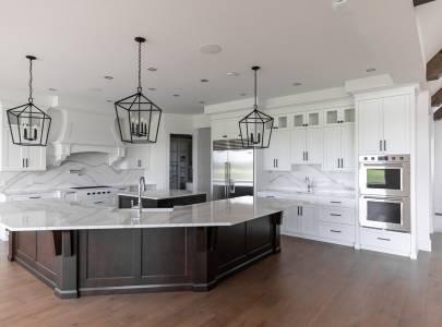 Unique Kitchen Design - Lindan Homes