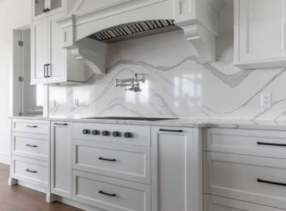 Water Supply in Kitchen - Lindan Homes