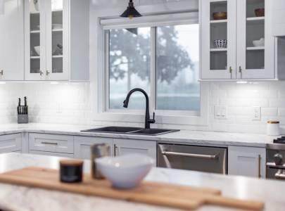 Kitchen - South Langley - Home Renovation