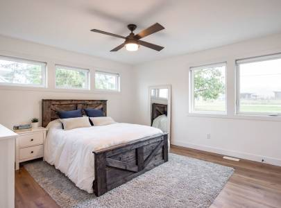 Bedroom - South Langley - Home Renovation